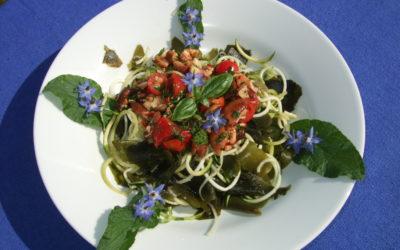 """Meeresfrüchte Spaghetti"""
